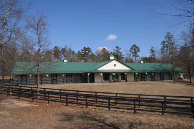 The Riding School in Aiken, SC