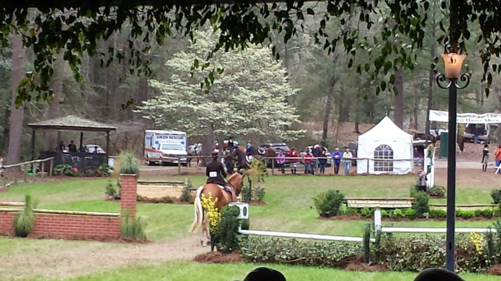 The Aiken Horse Show in The Hitchcock Woods