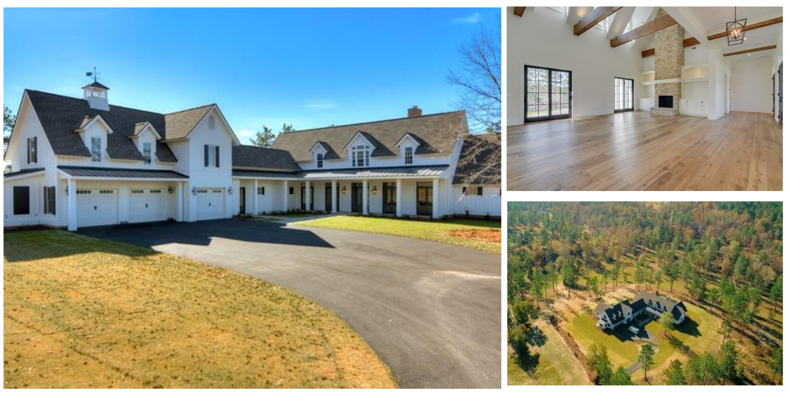 Unique Equestrian Properties For Sale In Aiken Sc