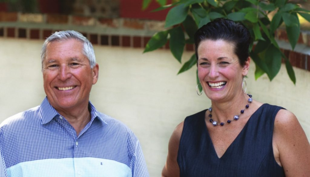 Bob Benack and Robyn Chancey of Best Life Aiken