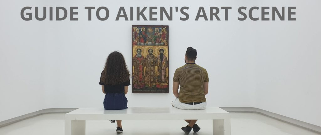 Guide to Aiken's Art Scene